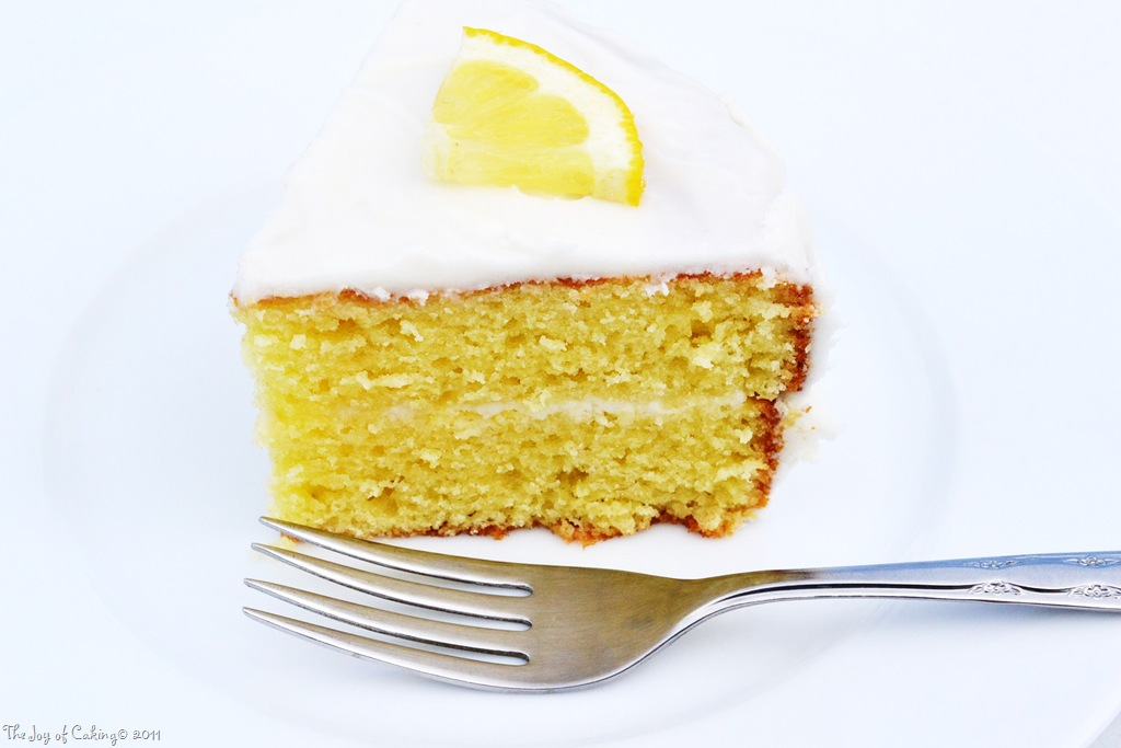 Lemon Cake Recipe Joy Of Baking: Elegant And Lemon-i-cious (from Scratch)