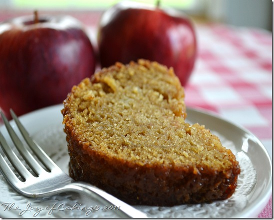 apple cake 019