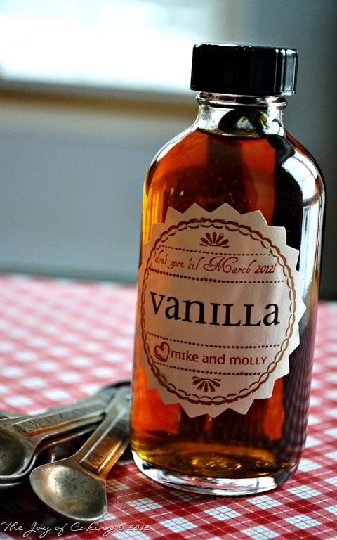 12 days till – homemade vanilla extract