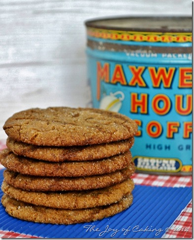 molasses cookies 031