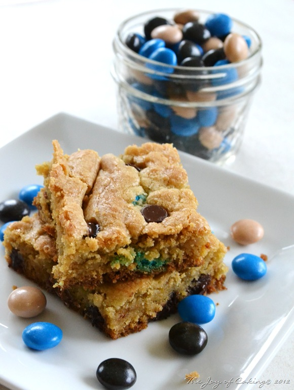 Almond Joy Chocolate Chip Cookie Bars | THE JOY OF CAKING