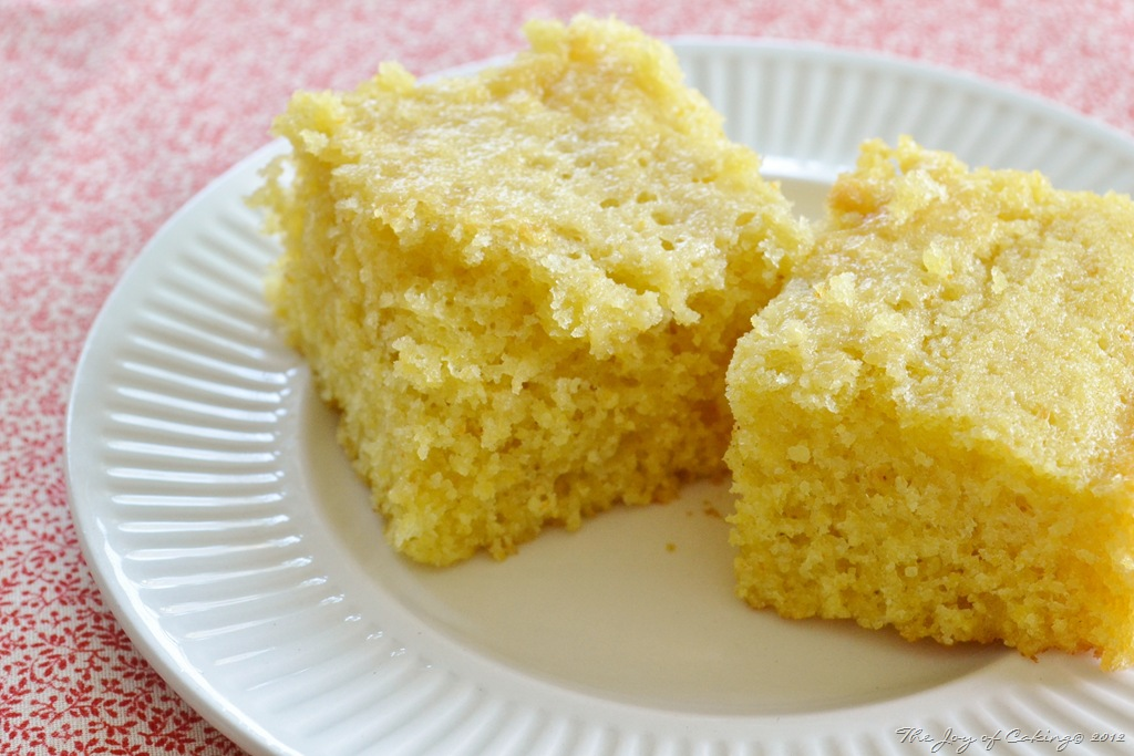 Is Corn Oil Good For Baking Cake