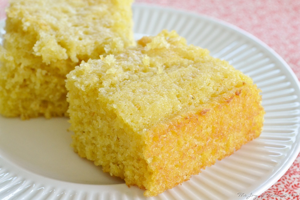 Johnny Cake or Cornbread? | THE JOY OF CAKING