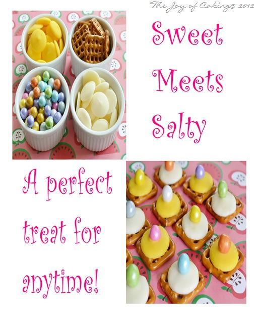 sweet meets salty magenta