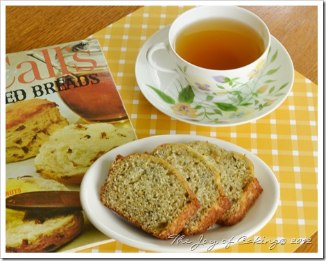 banana bread & tea 017