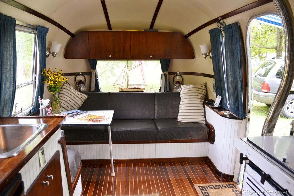 Cool RV amp Camper Interiors On Pinterest Airstream