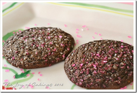 chocolate cookies pass the plate 021