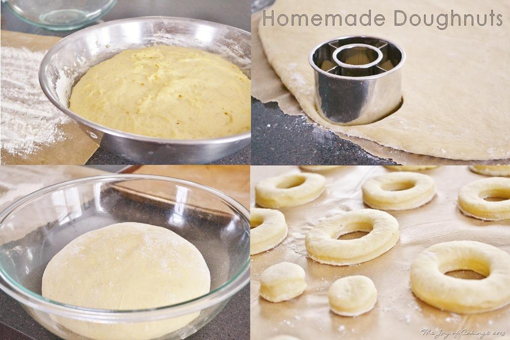 Homemade Raised Yeast Doughnuts | THE JOY OF CAKING