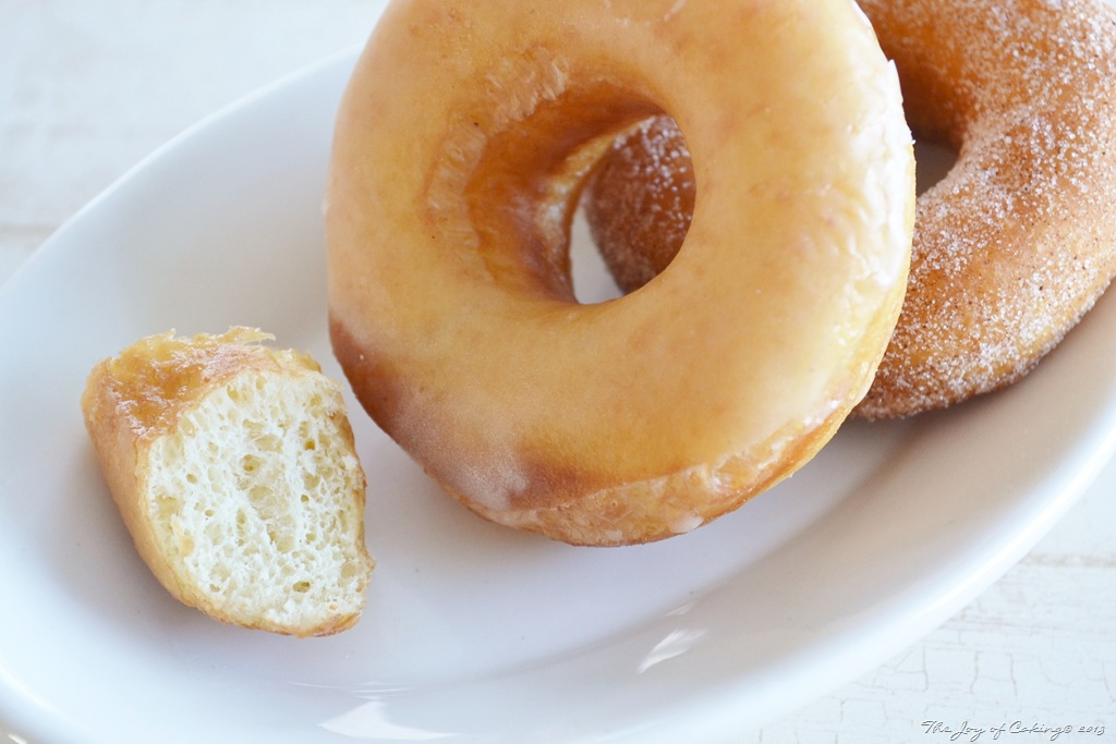 ... doughnuts were light and airy and tasted delicious just like doughnuts