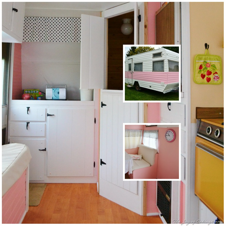 Share Your Vintage Camper Story Pink Paradise 2014