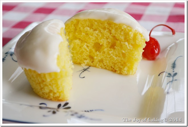 Yellow Butter Cake Recipe Joy Of Baking: Test Kitchen–Yellow Cake Recipe With Cream Cheese Frosting