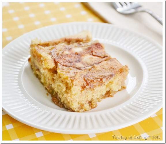 Old-Fashioned Apple Cake - Serve Warm or Cold
